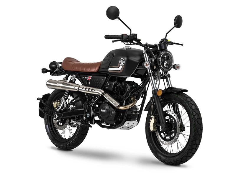 SCRAMBLER X NAKED 125 von UM-Motorcycles | Kaufen auf Ricardo