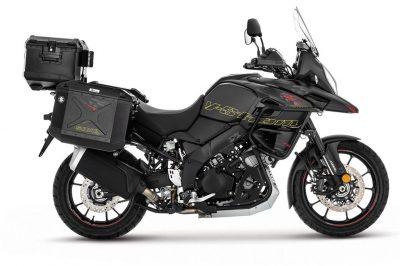 Suzuki DL1000 Black Edition